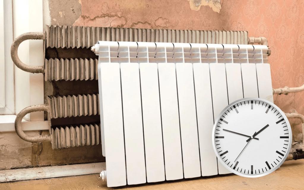 Срок службы радиаторов